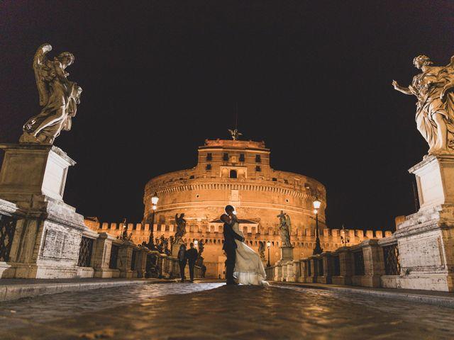 Il matrimonio di Francesca e Roberto a Roma, Roma 66