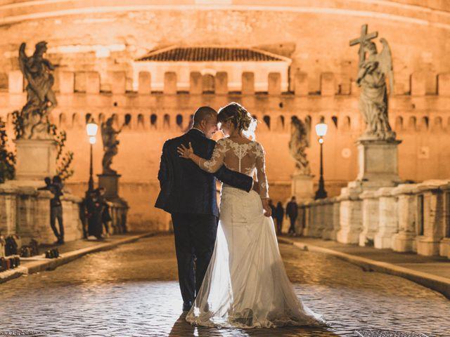 Il matrimonio di Francesca e Roberto a Roma, Roma 67