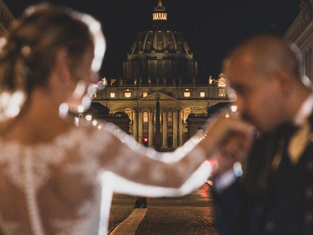 Il matrimonio di Francesca e Roberto a Roma, Roma 68