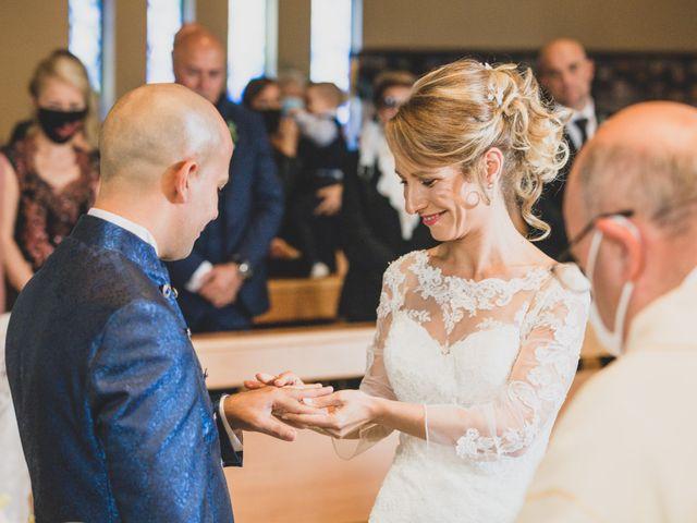 Il matrimonio di Francesca e Roberto a Roma, Roma 78