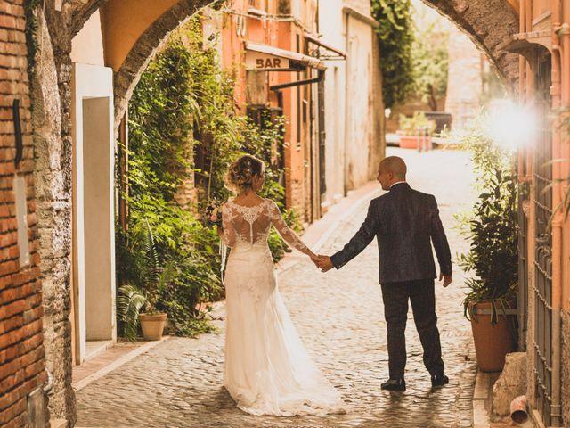 Il matrimonio di Francesca e Roberto a Roma, Roma 82