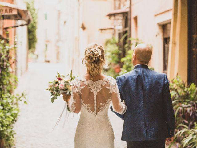 Il matrimonio di Francesca e Roberto a Roma, Roma 84