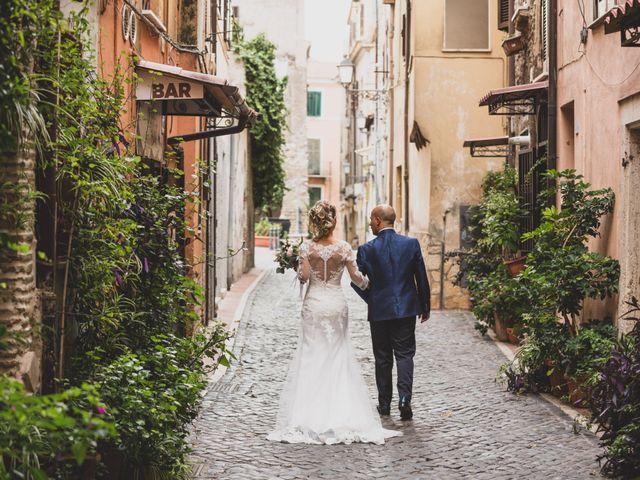 Il matrimonio di Francesca e Roberto a Roma, Roma 85