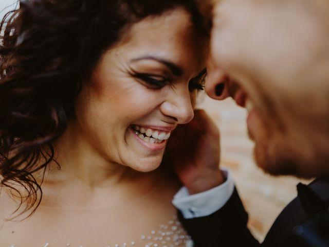 Le nozze di Eva e Alessandro