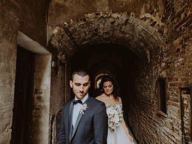 Il matrimonio di Alessandro e Eva a Montesilvano, Pescara 15