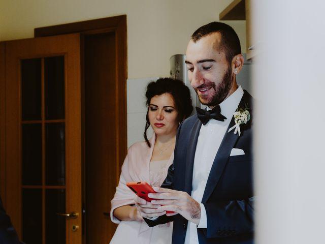 Il matrimonio di Alessandro e Eva a Montesilvano, Pescara 17