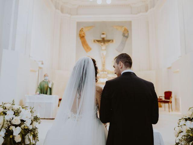Il matrimonio di Alessandro e Eva a Montesilvano, Pescara 95