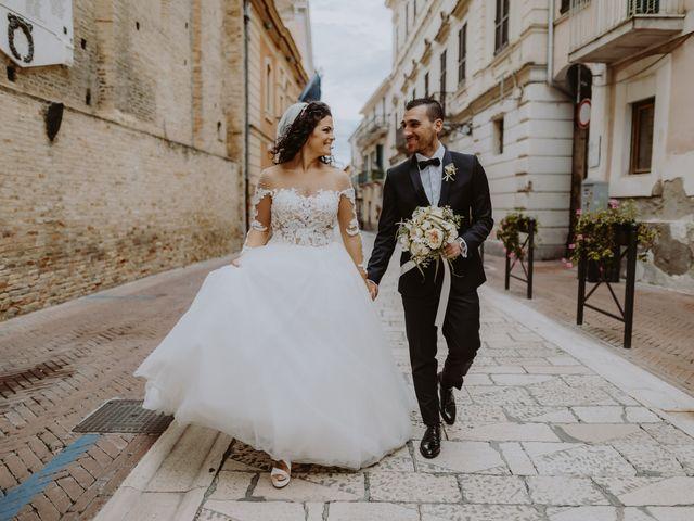 Il matrimonio di Alessandro e Eva a Montesilvano, Pescara 98
