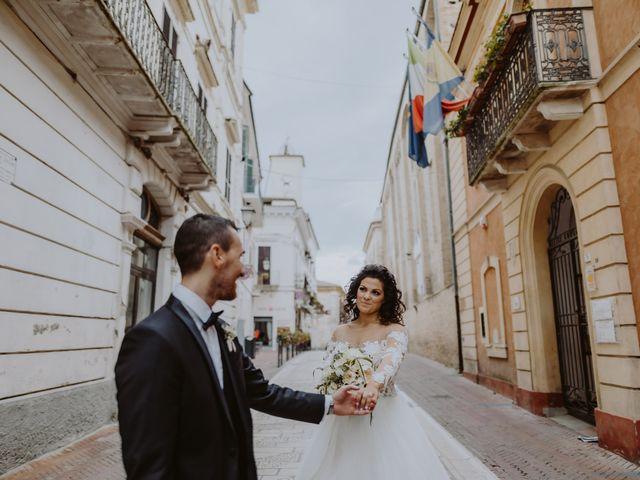 Il matrimonio di Alessandro e Eva a Montesilvano, Pescara 110