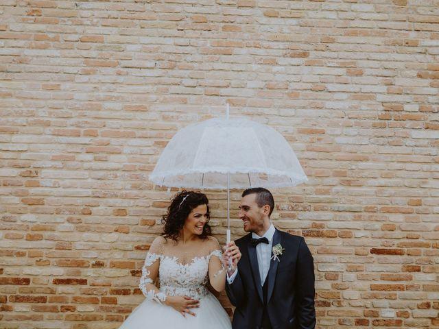 Il matrimonio di Alessandro e Eva a Montesilvano, Pescara 112