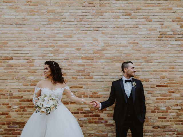 Il matrimonio di Alessandro e Eva a Montesilvano, Pescara 113