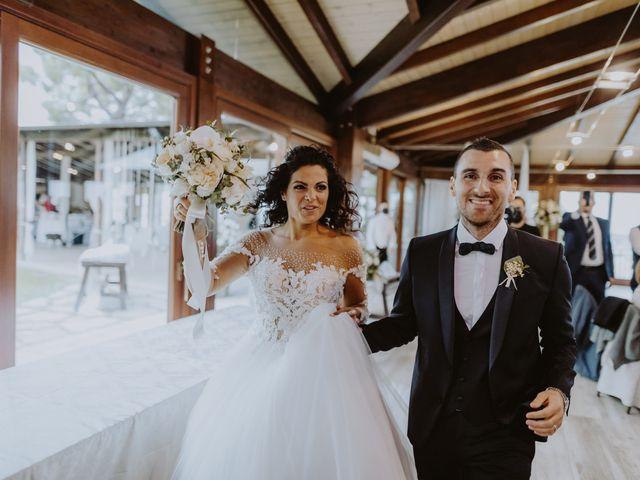 Il matrimonio di Alessandro e Eva a Montesilvano, Pescara 124