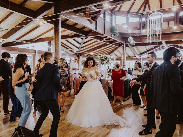 Il matrimonio di Alessandro e Eva a Montesilvano, Pescara 139