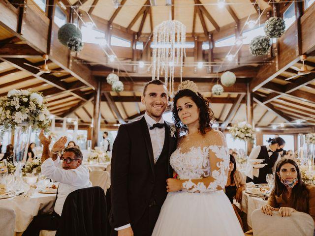 Il matrimonio di Alessandro e Eva a Montesilvano, Pescara 144