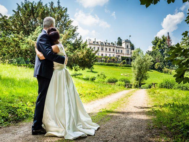 Il matrimonio di Alexander e Naia a Arona, Novara 2