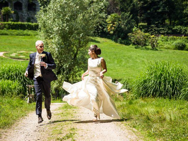 Il matrimonio di Alexander e Naia a Arona, Novara 4