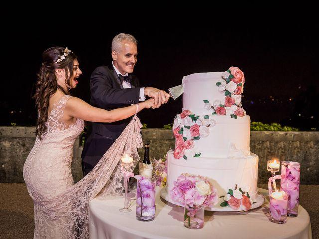 Il matrimonio di Alexander e Naia a Arona, Novara 14