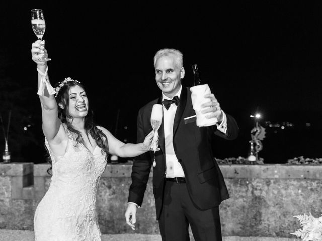 Il matrimonio di Alexander e Naia a Arona, Novara 15