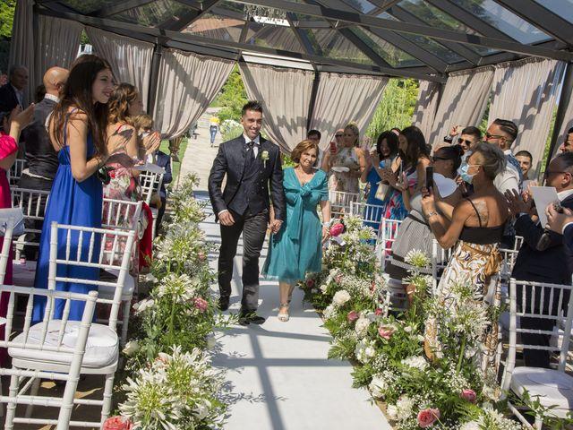 Il matrimonio di Antonio e Maria Rosa a Nembro, Bergamo 16