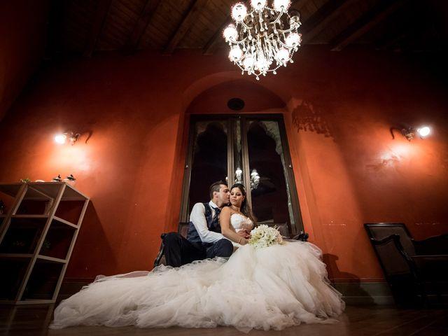 Le nozze di Jennifer e Giuseppe