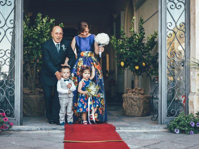 Il matrimonio di Roberto e Tiziana a Sant'Alfio, Catania 9