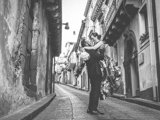 Il matrimonio di Roberto e Tiziana a Sant'Alfio, Catania 1