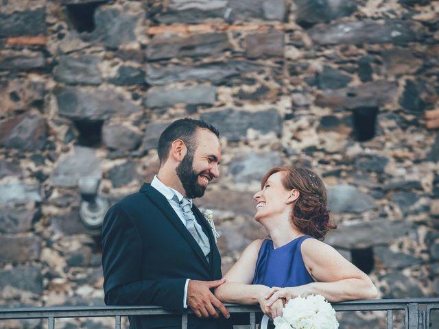 Il matrimonio di Roberto e Tiziana a Sant'Alfio, Catania 25