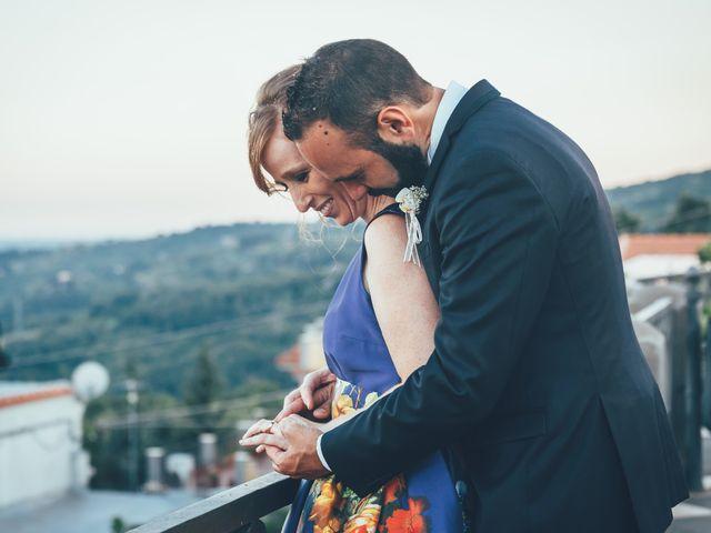 Il matrimonio di Roberto e Tiziana a Sant'Alfio, Catania 26