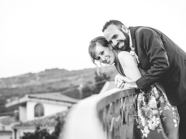 Il matrimonio di Roberto e Tiziana a Sant'Alfio, Catania 27