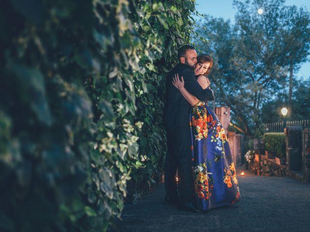 Il matrimonio di Roberto e Tiziana a Sant'Alfio, Catania 29