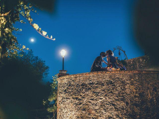 Il matrimonio di Roberto e Tiziana a Sant'Alfio, Catania 31