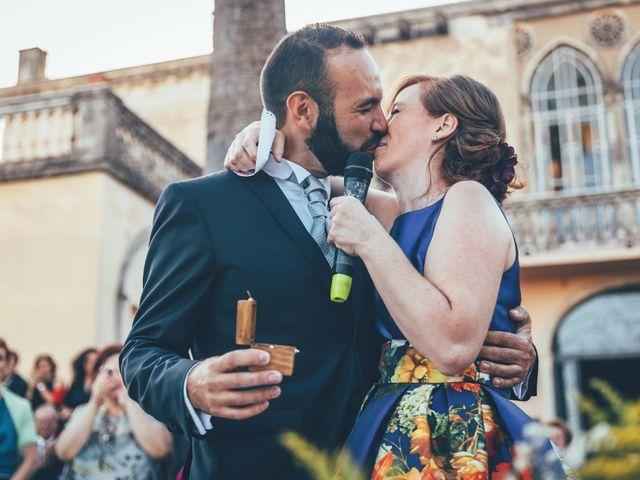 Il matrimonio di Roberto e Tiziana a Sant'Alfio, Catania 37