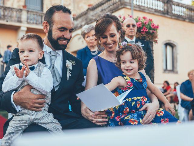 Il matrimonio di Roberto e Tiziana a Sant'Alfio, Catania 38
