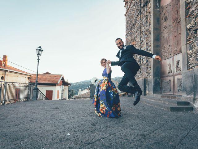 Il matrimonio di Roberto e Tiziana a Sant'Alfio, Catania 41