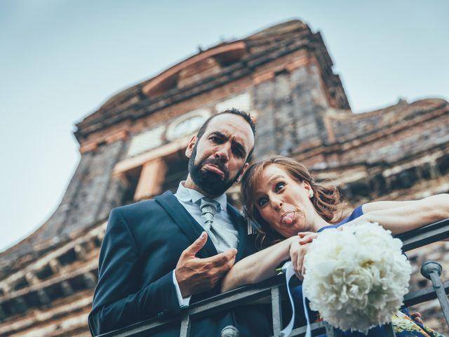 le nozze di Tiziana e Roberto