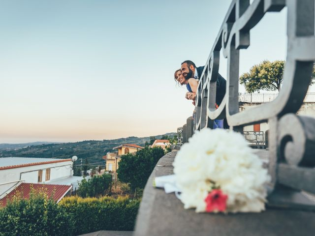 Il matrimonio di Roberto e Tiziana a Sant'Alfio, Catania 43