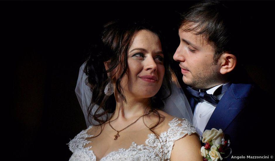 Il matrimonio di Antonio e Galina a Ferrara, Ferrara