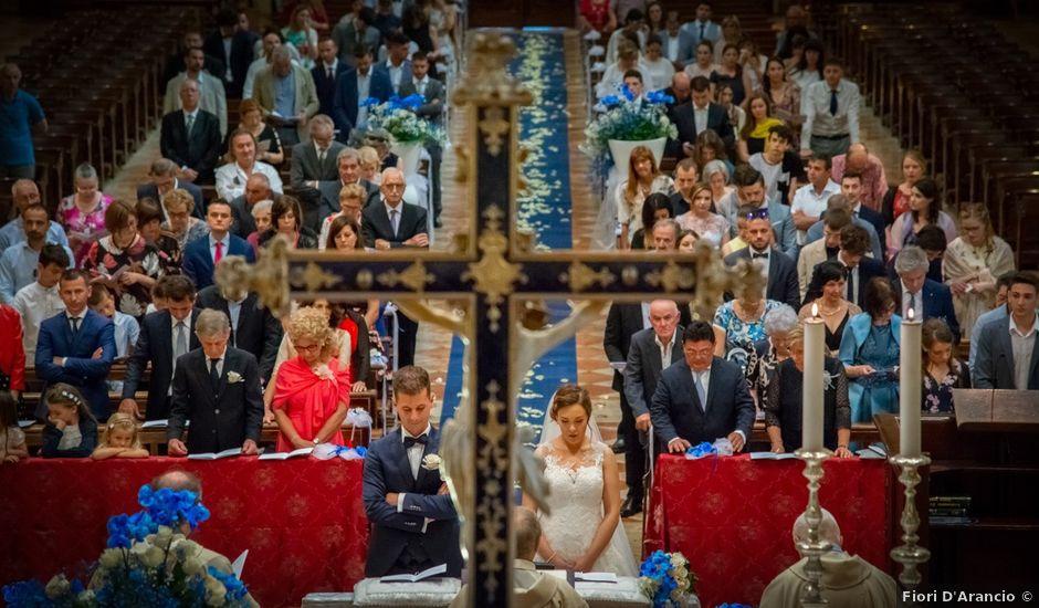 Il matrimonio di Andrea e Marta a Este, Padova