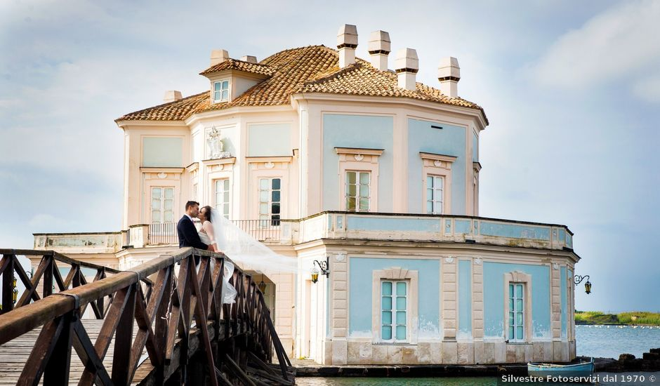 Il matrimonio di Taylan e Antonella a Aversa, Caserta