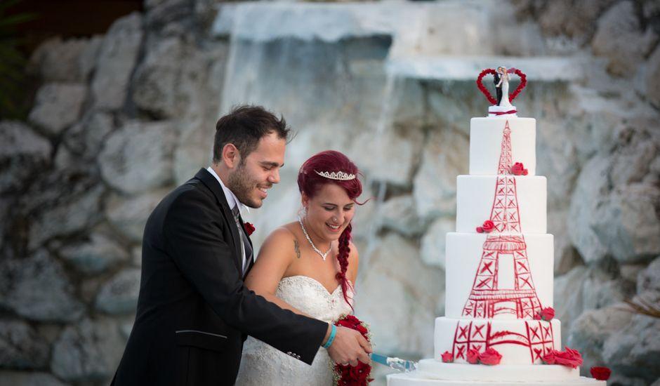 Il matrimonio di Paolo e Tina a Sassoferrato, Ancona