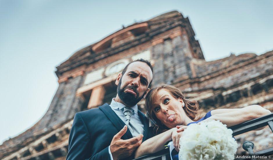 Il matrimonio di Roberto e Tiziana a Sant'Alfio, Catania