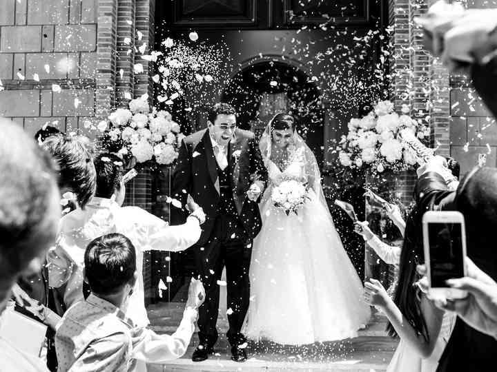 Le nozze di Antonella e Nicola