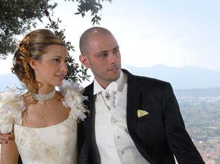 Le nozze di Nadya e Matteo