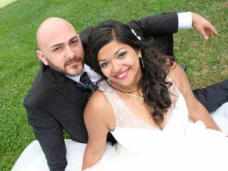Le nozze di Malki e Vincenzo