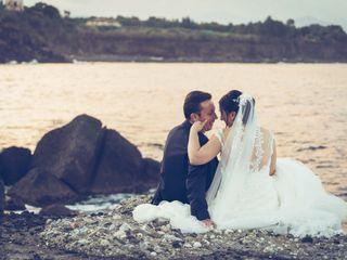 Le nozze di Dayana e Pierpaolo