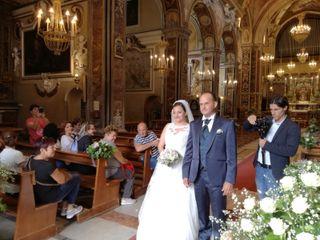 Le nozze di Carmelo  e Wanda