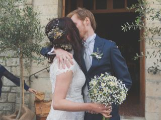 Le nozze di Laura e Ciaran