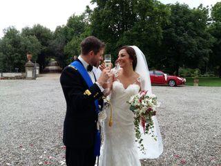 Le nozze di Emilio e Gina