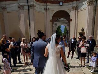 Le nozze di Sonia e Jorge 1