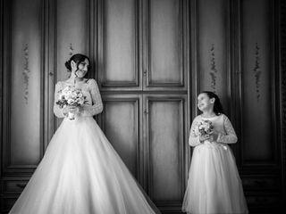 Le nozze di Martina e Giambattista 1